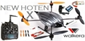 Picture of Walkera Hoten-X RTF 3D Helicopter RC Quadcopter UFO w/ Devo7 TX
