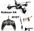 Picture of Hubsan X4 H107 Quadcopter RTF UFO