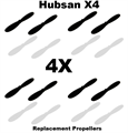 Picture of Hubsan X4 H107 Propeller Blade 4 Pack of 4