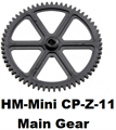 Picture of Walkera Mini CP Main Gear HM-Mini CP-Z-11