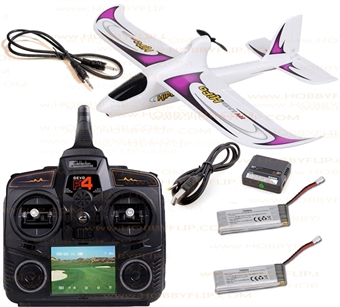 Picture of Walkera Hifa 5.8Ghz FPV Plane with Devo F4 Tx Combo