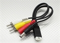 Picture of AV / Power Cables for FPV