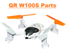 Picture for category Walkera QR W100S Parts