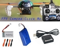 Picture of FPV QR LadyBird V2 RTF w/ Devo F7 Transmitter/Receiver UFO QuadCopter