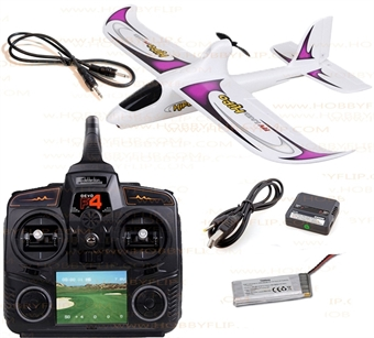 Picture of Walkera Hifa 5.8Ghz FPV Plane with Devo F4 Tx