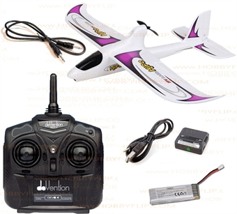 Picture of Walkera Hifa WiFi FPV Plane with Devo 4 Tx