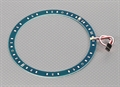Picture of LED Ring 145mm Green w/10 Selectable Modes