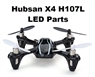 Picture for category Hubsan X4 H107L LED
