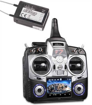 Picture of Devo F7 Transmitter & RX702 Receiver Devention Combo