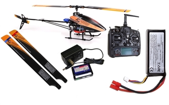 Picture of Walkera G400 FORECAST GPS series RTF Helicopter with Devo 7 TX PRE-ORDER