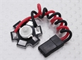 Picture of Super Bright 3Watt Red LED Lamp with Aluminium Heatsink