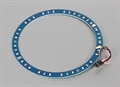 Picture of LED Ring 145mm White w/10 Selectable Modes