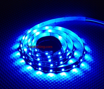 Picture of Turnigy High Density R/C LED Flexible Strip-Blue (1 meter)
