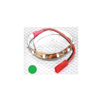 Picture of LED Strip with JST Connector 200mm (Green)