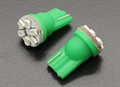 Picture of Green LED Corn Light 12V 0.9W (6 LED)  (2pcs)