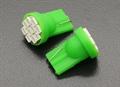Picture of Green LED Corn Light 12V 1.5W (10 LED)  (2pcs)