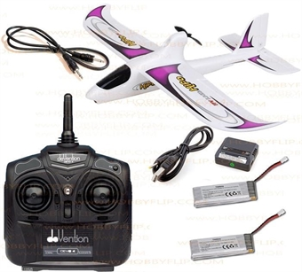 Picture of Walkera Hifa Airplane FPV WiFi iPhone Plane with Devo 4 Transmitter