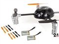 Picture of QR Ladybird V2 BNF Extra 2 x Battery 2 x Propellers GREY Walkera