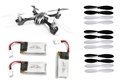 Picture of Hubsan X4 H107 BNF Quadcopter 6 Axis Gyro 2.4ghz COMBO Mini UFO