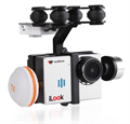 Picture of Walkera G-2D Brushless Gimbal 2-axis / iLook Camera FPV Transmitter Combo