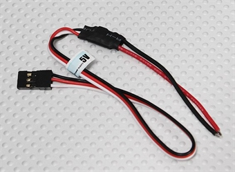 Picture of 5V Remotely Adjustable Light Controller for LED