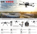 Picture of Walkera QR X800 FPV RTF GPS Quadcopter Drone with DEVO F12  - G-2D Gimbal - No Camera