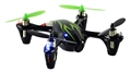 Picture of Hubsan X4 H107C Camera Quadcopter BNF ONLY (black with green stripes)