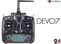 Picture of Walkera V100D03BL Devo 7 Transmitter Controller Remote Control