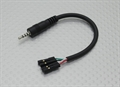 Picture of Walkera QR X800 FPV 5.8Ghz Transmitter Real-Time AV Video Output Single Pin Cable Wire