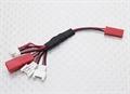 Picture of Walkera QR Spacewalker Multi-Plug Charge Lead for Micro Model Batteries