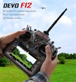 Picture of Walkera V100D08 Devo F12 Transmitter / FPV RX Real Time Image Monitor Touch Screen