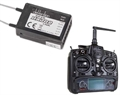 Picture of Walkera V120D02S Devo 7 Transmitter Controller Remote Control & RX702 Receiver