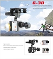Picture of GoPro Hero 3 Black+ G-3D brushless Gimbal 3-axis