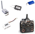 Picture of DEVO F7DS RTF FPV Kit No Battery Charger Included