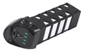 Picture of Walkera TALI H500 Black Battery TALI H500-Z-22  (22.2V 5400mAh Li-Po)