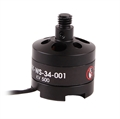 Picture of Walkera TALI H500 Black Brushless Motor TALI H500-Z-12 Dextrogyrate Thread WK-WS-34-001 for Hexacopter