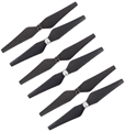 Picture of Walkera TALI H500 Black Propeller Blades TALI H500-Z-01 Self Tightening Props (6X)