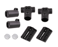 Picture of Walkera TALI H500-Z-06 Skid Landing Fixing Accessory for (Black) TALI H500 Hexacopter