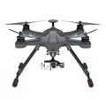 Picture of Walkera Scout X4 GPS FPV Quadcopter Drone - iLook+ HD Camera / FPV TX - G-3D Gimbal & Devo F12E