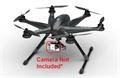 Picture of Walkera TALI H500 GoPro Version GPS FPV Hexacopter Drone w/ DEVO F12E  - G-3D Gimbal - TX5803 *No Camera*