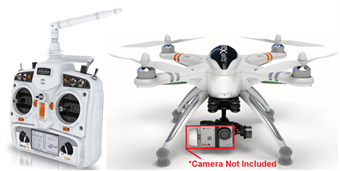 Picture of Walkera QR X350 PRO Quadcopter RTF w/ Devo 10 Radio