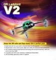 Picture of Walkera QR Ladybird V2 3-Axis RTF w/ Devo 4 Transmitter S US