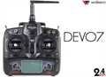 Picture of Walkera QR Ladybird V2 3-Axis Devo 7 Transmitter Controller Remote Control