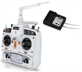 Picture of Walkera QR Ladybird V2 3-Axis Devo 10 Transmitter & DEVO RX1002 Receiver Combo