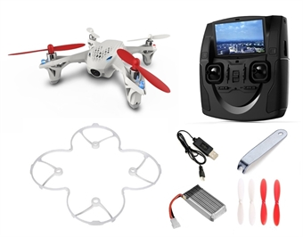 Picture of Hubsan X4 H107D FPV RTF w/ Live LCD Transmitter Kit