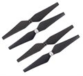 Picture of Walkera Scout X4 Black Propeller Blades Scout X4-Z-01 Self Tightening Props (4X)