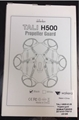 Picture of Walkera TALI H500-Z-28 Black Propeller Guard for TALI H500 Hexacopter