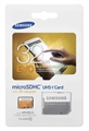 Picture of Samsung Galaxy Tablet 4 32GB Micro SD Memory Card Ultra Class 10 SDHC up to 48MB/s with Adapter