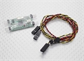 Picture of GoPro Hero 3 Silver RCD 3060 Mini FPV OSD RC Voltage Sensor OS Display / Stopwatch