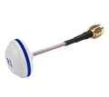 Picture of Walkera iLook+ FPV 5.8Ghz 5.8Ghz SMA Mushroom Circular Polarized RX Antenna for FPV Receiver PRO-Z-17